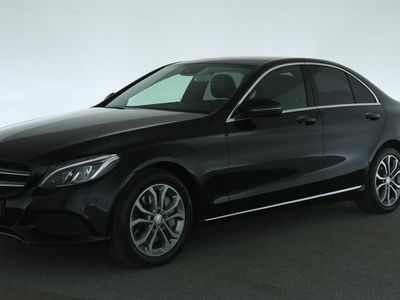 tweedehands Mercedes C350e Avantgarde Aut.