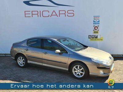 tweedehands Peugeot 407 XR 1.8-16V SEDAN AIRCO