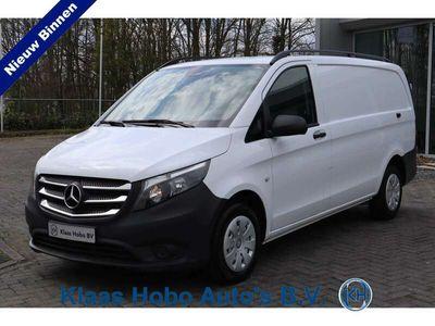 tweedehands Mercedes Vito 111 CDI Lang Airco, Parkeersensoren, Navigatie, St