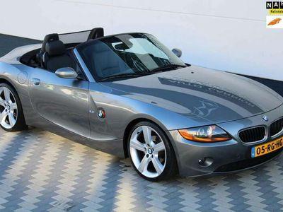 tweedehands BMW Z4 Roadster 2.5i S 6 Cilinder Navi Leder 19 inch NAP