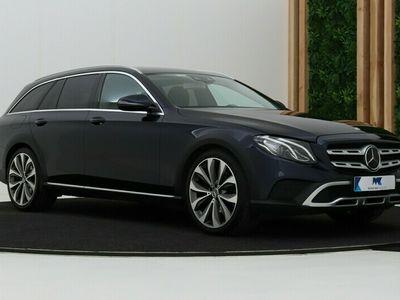 tweedehands Mercedes 220 E-Klasse All Terrain4Matic | Aut | ACC | Luchtvering | LED | Camera | Sportstoelen | 20 Inch