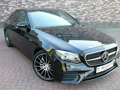 tweedehands Mercedes E43 AMG AMG 4Matic Prestige Plus AUT|PANO|Sfeerverlichting|360 camera|Burnmeister|MASSAGE|BOMVOL|GARANTIE
