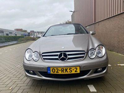 tweedehands Mercedes 280 CLK-klasse CabrioElegance Automaat Leer