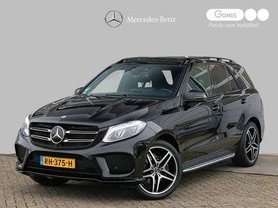 tweedehands Mercedes GLE350 d 4MATIC AMG Sport Edition | Panoramadak | Memorypakket | Rijassist. |