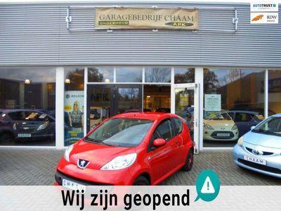 tweedehands Peugeot 107 1.0-12V XR 3/5drs,Airco,Nieuwe Apk,zondag open.