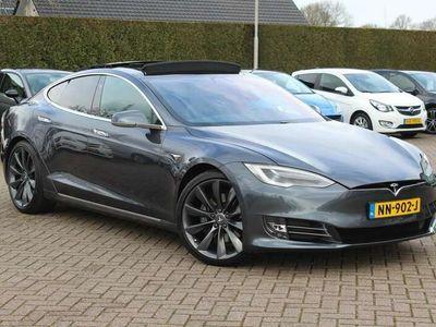 tweedehands Tesla Model S 90D Base Excl. BTW / Autopilot / Luchtvering / Panoramadak /