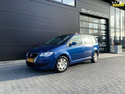 tweedehands VW Touran 1.4 TSI Comfortline, GROOT ONDERHOUD GEHAD!