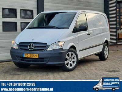 tweedehands Mercedes Vito 110 CDI Airco - A. Deuren - APK