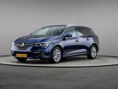 tweedehands Renault Mégane Estae 1.5 dCi Eco2 Bose, Navigatie 2018
