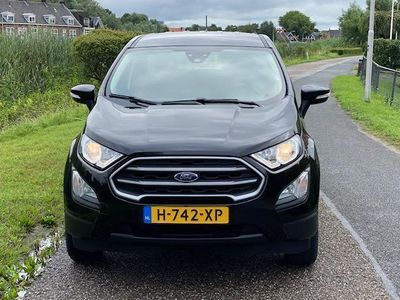 tweedehands Ford Ecosport 1.0 EcoBoost 100pk Trend Connect