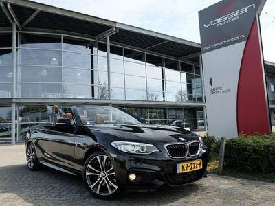 tweedehands BMW 230 Cabrio i M-Sport High Executive Harman/Kardon E