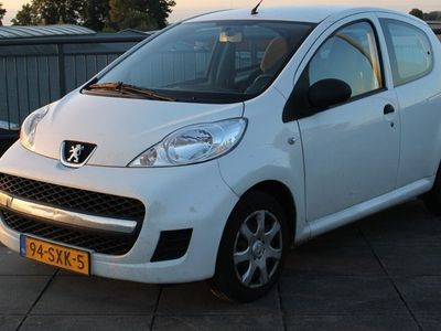 tweedehands Peugeot 107 1.0 12V XR [ Airco lage KM stand ]
