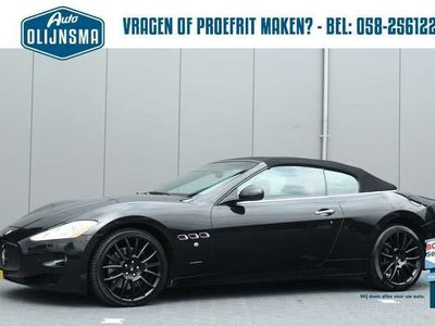 tweedehands Maserati GranCabrio 4.7