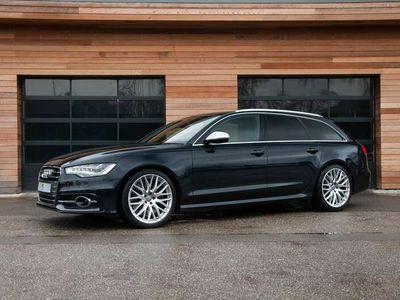 tweedehands Audi S6 Avant 4.0T V8 QUATTRO S-TRONIC 420pk *Pano-ACC-BOS