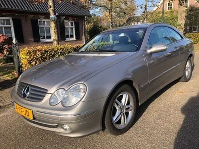 tweedehands Mercedes CLK200 Coupé 1.8 KOMPR PERFECT ONDERHOUDEN REEDS VOOR €10