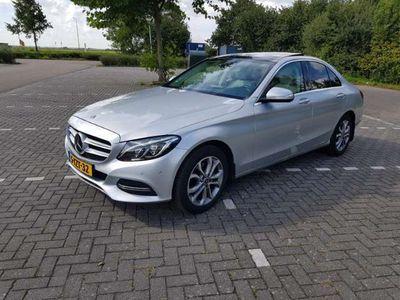 tweedehands Mercedes C220 220 CDI Ed.Pres.Comf
