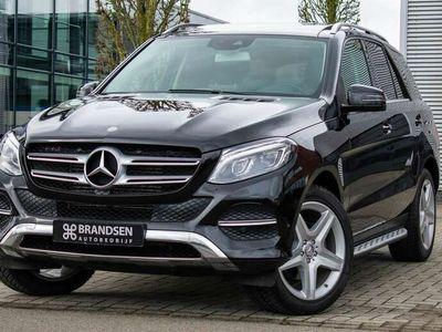 tweedehands Mercedes GLE350 d 4MATIC -grijs kenteken-Luchtvering-Panoramadak-k
