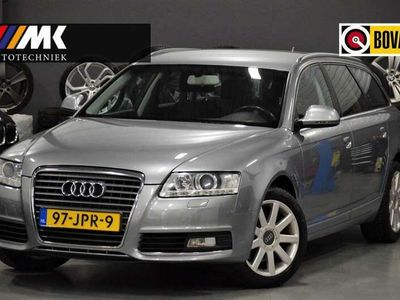 tweedehands Audi A6 Avant 2.0 TFSI NWE Motor €16000.- Dealer onderhoud