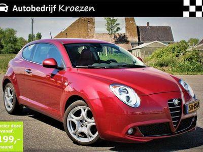 tweedehands Alfa Romeo MiTo 1.3 JTDm ECO Essential Leder Bose Audio Navigatie