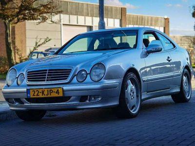 tweedehands Mercedes CLK200 Coupe Kompressor Elegance