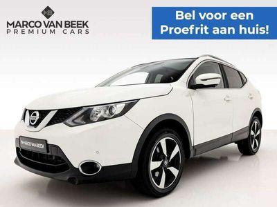 tweedehands Nissan Qashqai 1.2 N-Vision Nw. Prijs € 36.255 Pano Trekhaak DAB 360 Geïnteresseerd?