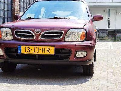 tweedehands Nissan Micra 1.4 Luxury CVT