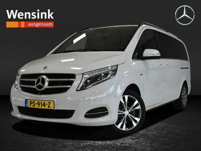 tweedehands Mercedes Viano 250d 4-MATIC Lang Avantgarde Edition | Burmester | Standkachel | 7- Pers. | Leder | Parkeer Assistent | Pack Design | Rij-assistent | 360 camera | Sport-Pakket |