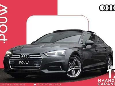 tweedehands Audi A5 Sportback 40 TFSI 190pk S-tronic Pro Line Plus + S
