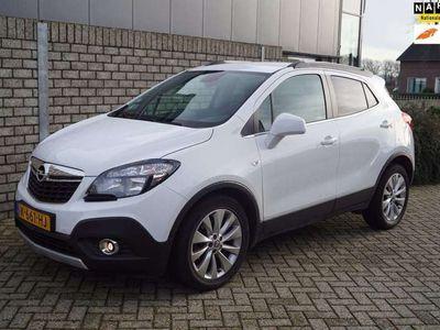 tweedehands Opel Mokka 1.4 T Cosmo Autom 140PK Leder Navi Camera Cruise C