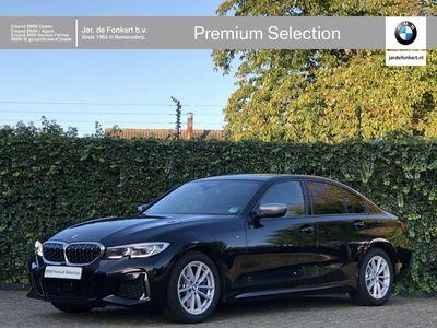 tweedehands BMW M340 3 Serie Sedan i xDrive | Schuif-/Kanteldak | Stuur+Stoel verw. | Adap. Onderstel | Comfort Access | Getint Glas | Laser | HUD | HiFi | Driv. ass. prof.