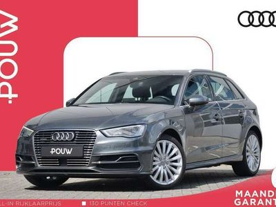 tweedehands Audi A3 Sportback e-tron 1.4 TFSI 204pk S-tronic € 15.595,