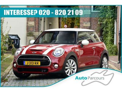 tweedehands Mini Cooper S 2.0 Chili Serious Business | Harman Kardon | Head-