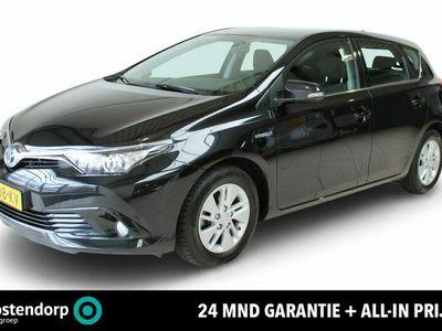 tweedehands Toyota Auris 1.8 Hybrid Aspiration   Navigatie   Parkeercamera   PDC   Climate control  