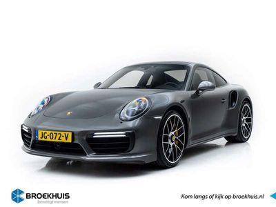 tweedehands Porsche 991 TURBO S 3.8 COUPE 581pk Nieuwwaarde: €257.170,-