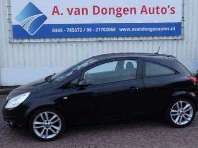 tweedehands Opel Corsa 1.4-16V SPORT,Clima,Cruise,Navi,APK 14-9-21