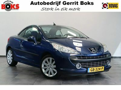 "tweedehands Peugeot 207 CC 1.6 VTi Airconditioning PDC 17""LM 120PK!"