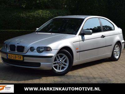 tweedehands BMW 316 Compact 316ti AIRCO / LMV / APK tot 2021