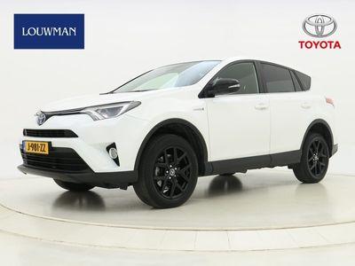 tweedehands Toyota RAV4 2.5 Hybrid Black Edition Limited   Parkeersensoren V+A   Navigatie  