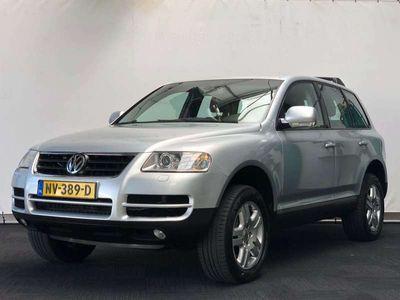 tweedehands VW Touareg 3.2 V6 | Automaat | Youngtimer | incl BTW