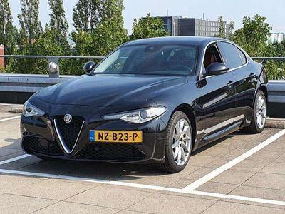 tweedehands Alfa Romeo Giulia 2.2 Eco Business Super AIRCO I LEDER INTERIEUR I L
