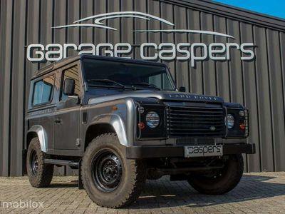 tweedehands Land Rover Defender 2.4 TD HT 90 | Grijskenteken|Standkachel