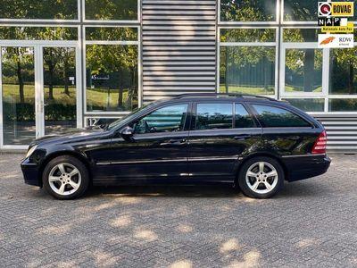 tweedehands Mercedes 200 C-KLASSE CombiCDI Avantgarde