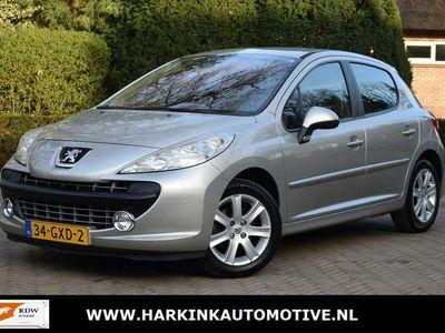 tweedehands Peugeot 207 CC 1.6 VTi XS Pack TREKHAAK/PDC/
