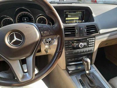 tweedehands Mercedes E220 Amg line full option