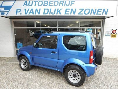 tweedehands Suzuki Jimny 1.3 JLX AUTOMAAT