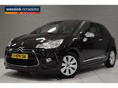 tweedehands Citroën DS3 1.2 PureTech So Chic | Sportstoelen | Navigatie | Cruise | PDC | Climate | PrivacyGlass |