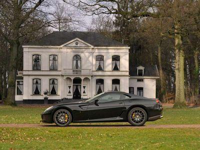 tweedehands Ferrari 599 GTB Fiorano Carbon dash. | Carbon stoelen
