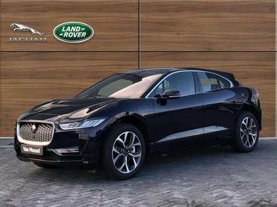 "tweedehands Jaguar I-Pace EV320   Business Pack S   Voorstoelen Verwarmd   Drive Assist Pack   Black Pack   20"" Gloss Black Velgen   8% Bijtelling"