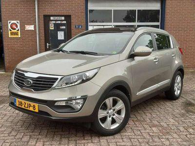 tweedehands Kia Sportage 2.0i Aut. Plus Pack Navi NL-auto Panodak ECC