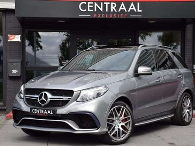 tweedehands Mercedes GLE63 AMG AMG S 4MATIC NL Auto, B&O, Carbon, full options